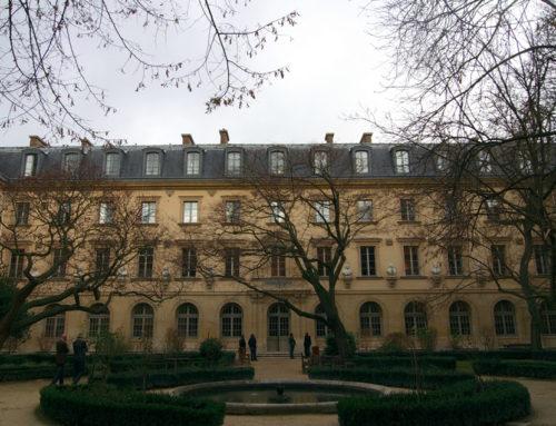 Grossman a Parigi all'École Normale Superieure