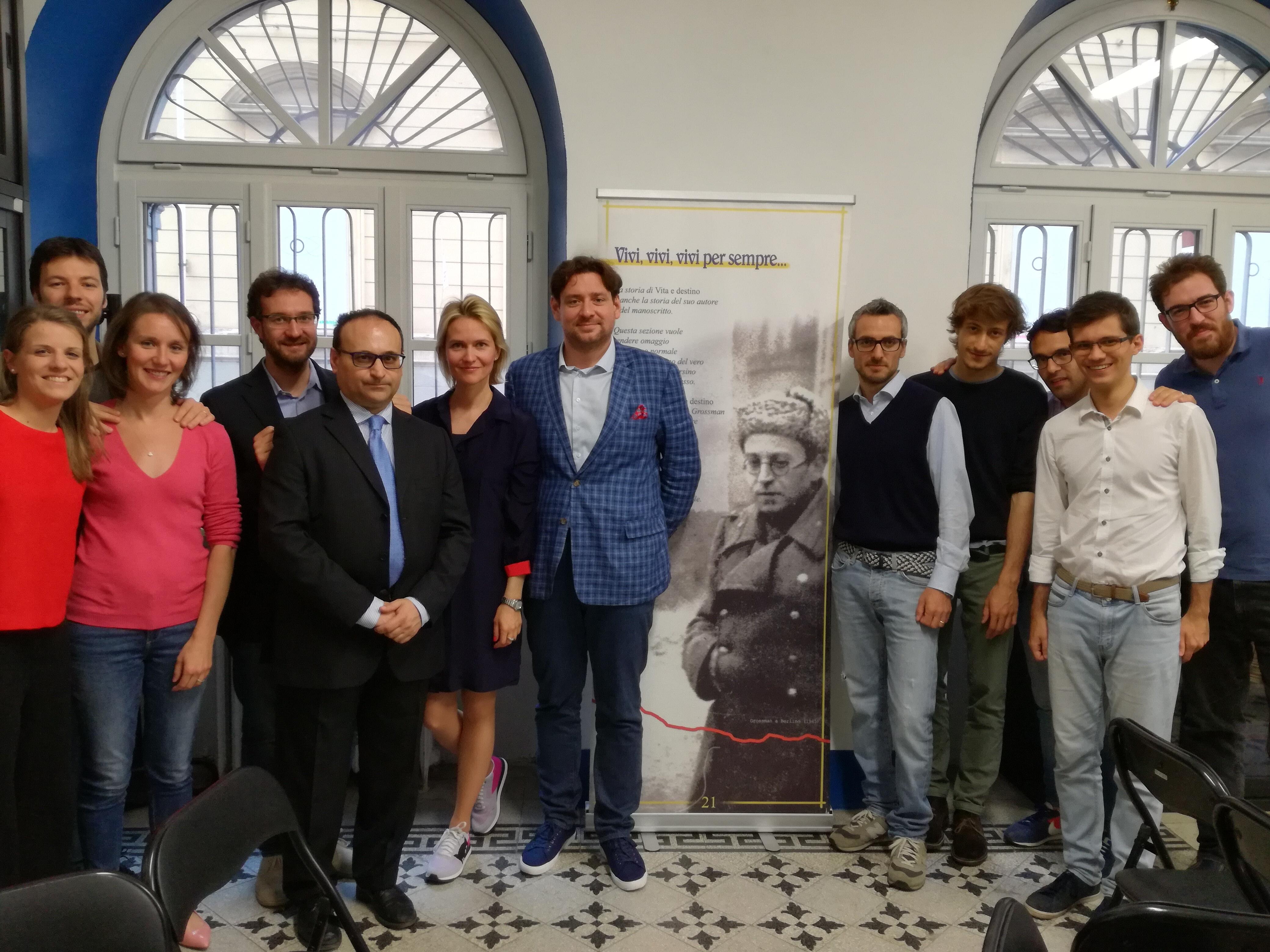 migliori scarpe da ginnastica l'atteggiamento migliore pensieri su Vasilij Grossman, ponte tra Russia e Italia - Study Center ...
