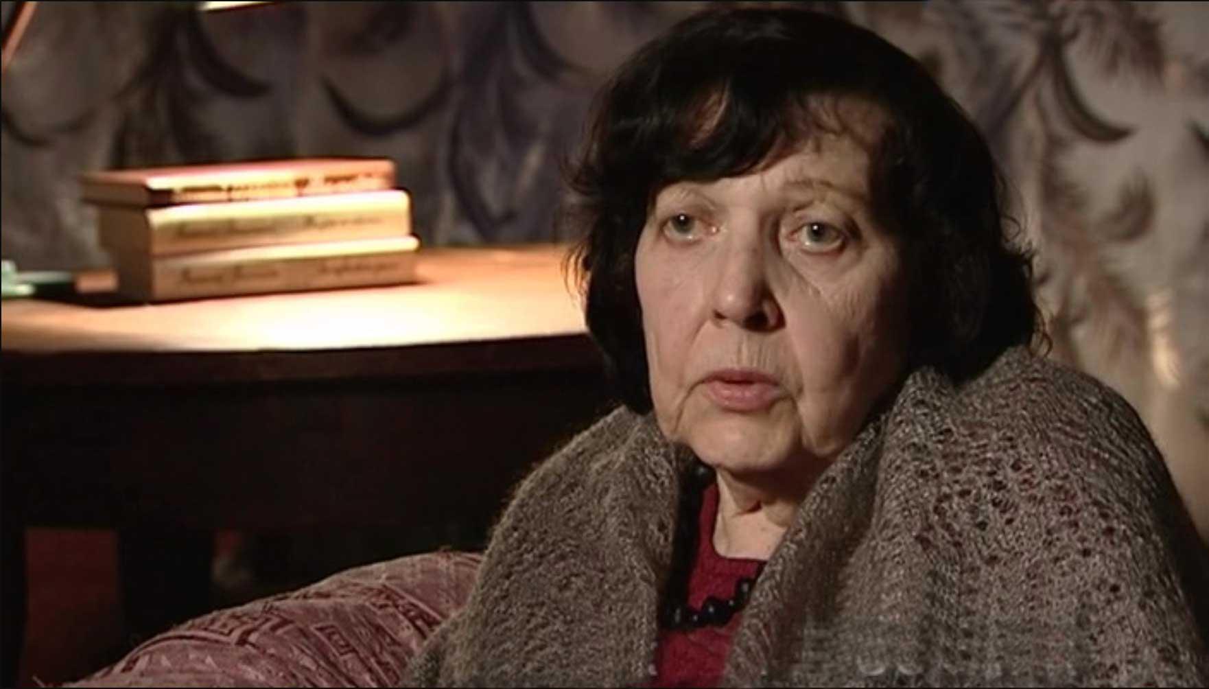 Ekaterina Korotkova Grossman (26/06/1930 – 9/10/2020)