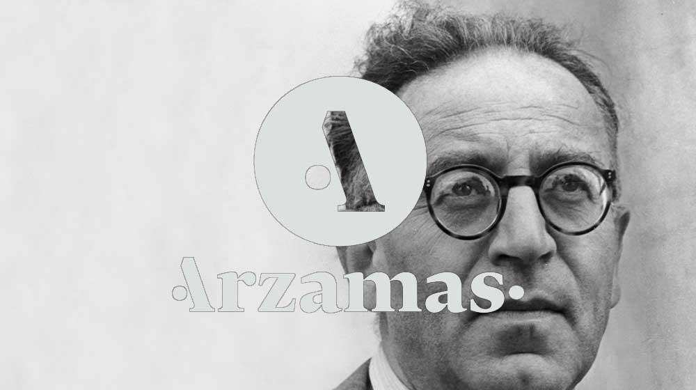 Grossman in arzamas.academy, in collaborazione con il Museo dell'Ebraismo di Mosca